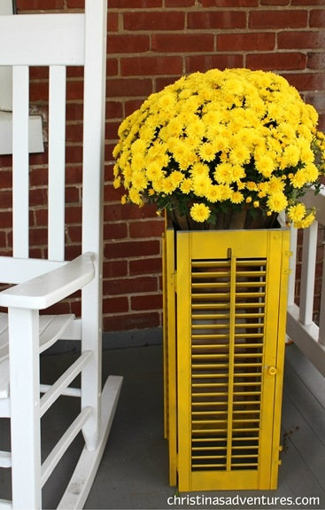 Creative Uses For Old Shutters Christinas Adventures