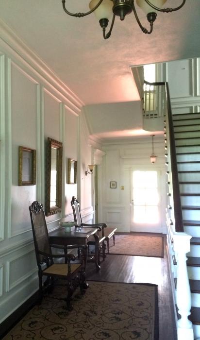 Ricketts Stone House Mansion Tour Christinas Adventures