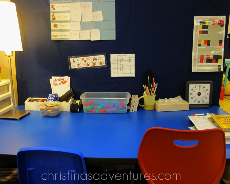 Classroom Design For Students With Autism : Autism classroom organization