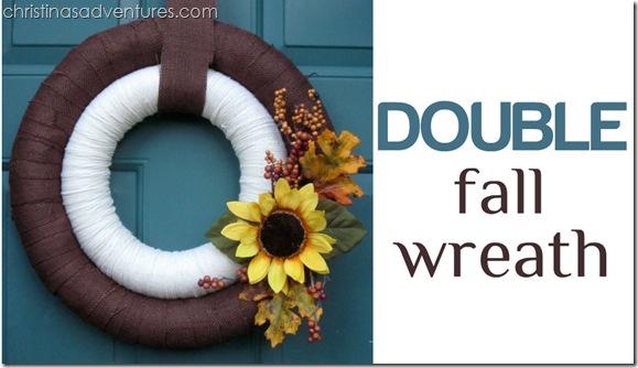 doublefallwreath