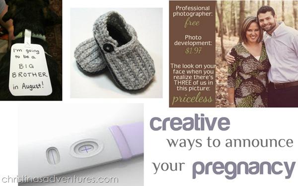 creativewaystoannounceyourpregnancy