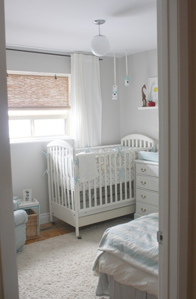 Crib And Twin Bed Shared Room Baby Girls