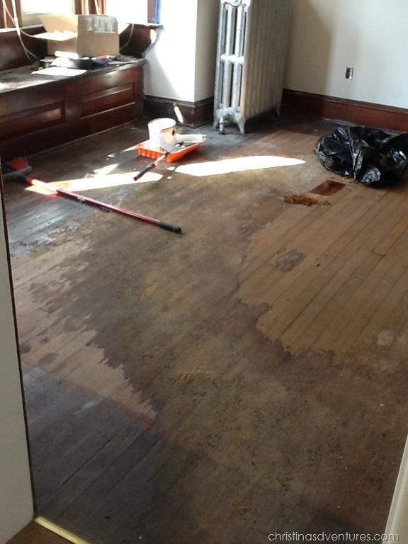 House Update: Flooring