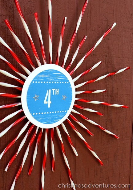 Easy 4th of July Craft 3