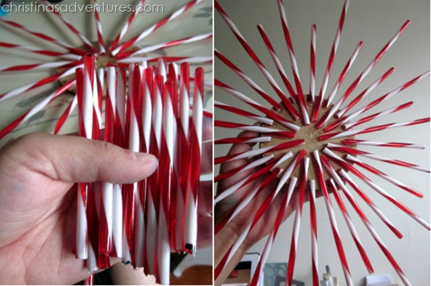 Easy 4th of July craft tutorial 2