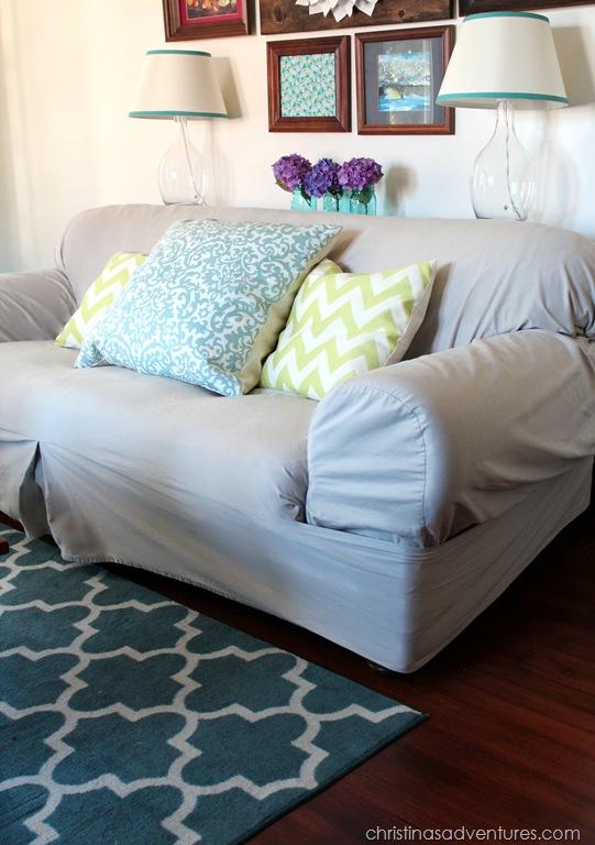 Terrific Easy Diy Sofa Table Tutorial Christinas Adventures Machost Co Dining Chair Design Ideas Machostcouk