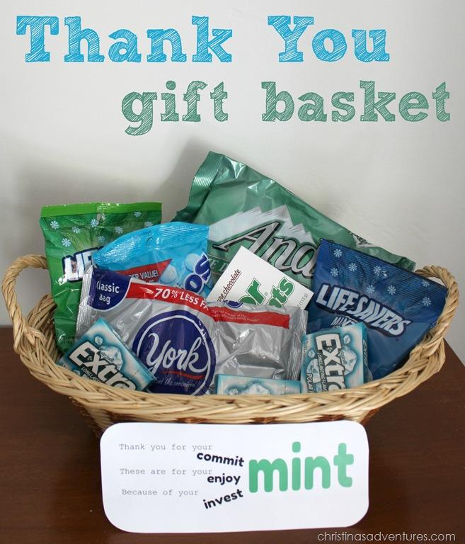 Thank you gift basket christinas adventures solutioingenieria Image collections