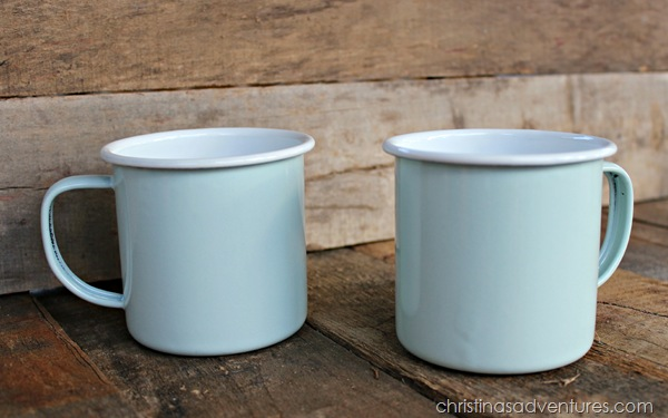 west elm market enamel mugs