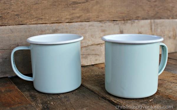 west elm market enamel mugs