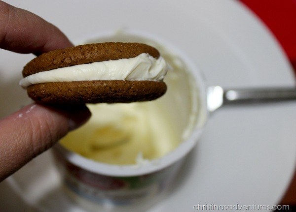 gingerbread cookie spread