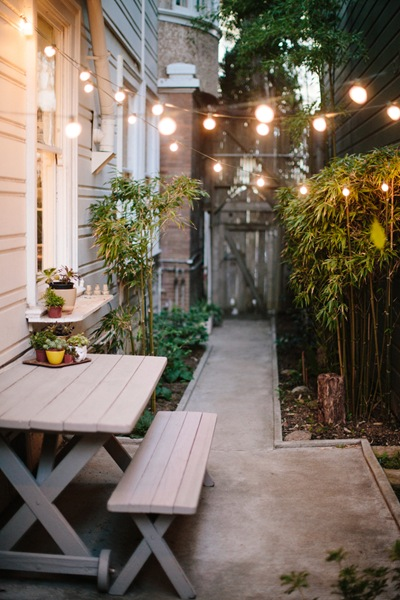 DIY Outdoor Spaces