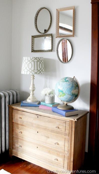Vintage Dresser Styling