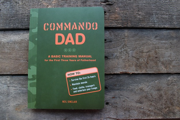Gift Ideas for New Dads commando dad