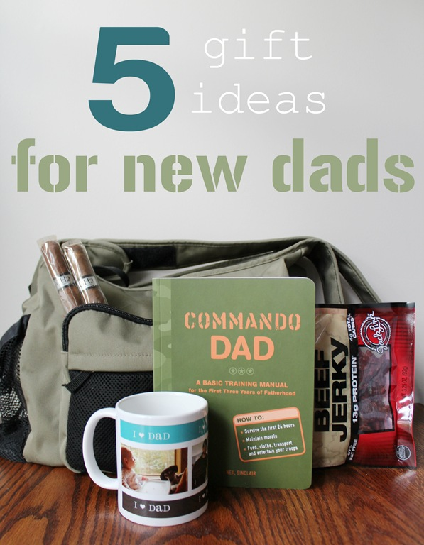 5 Gift Ideas for New Dads - Christinas Adventures