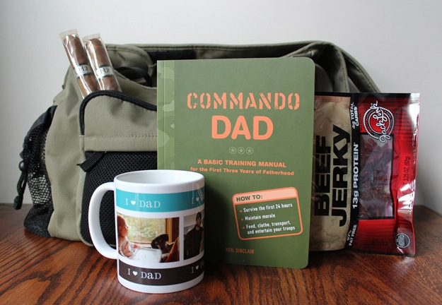 Gift Ideas for New Dads