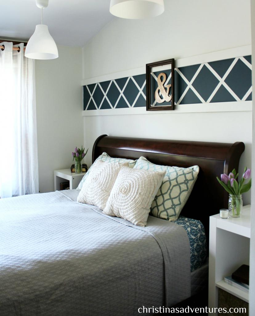 Decorate Walls In Bedroom: Decorating With Wood Trim