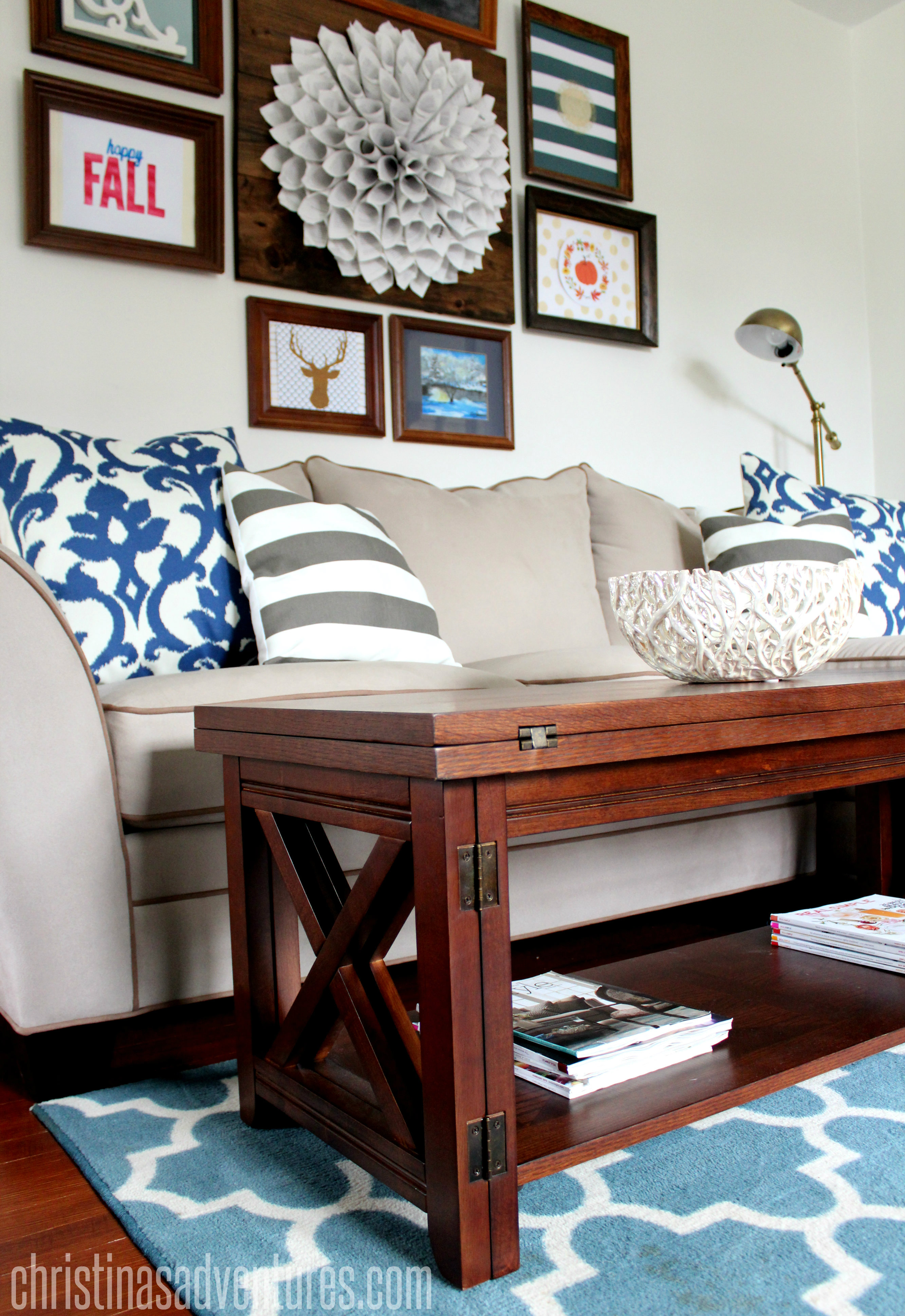 - Craftsman Family Room
