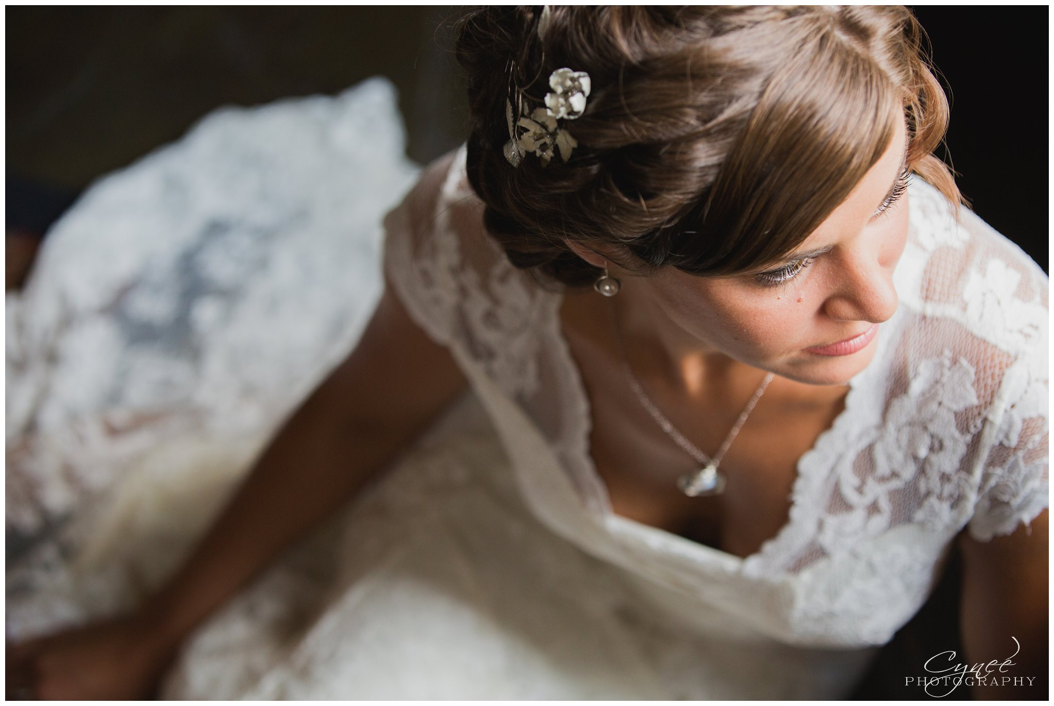 Elegant rustic wedding christinas adventures for C leslie smith jewelry