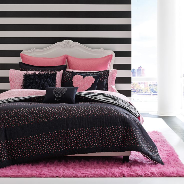 Checkout New Betsey Johnson Bedding At Beddingstyle Com