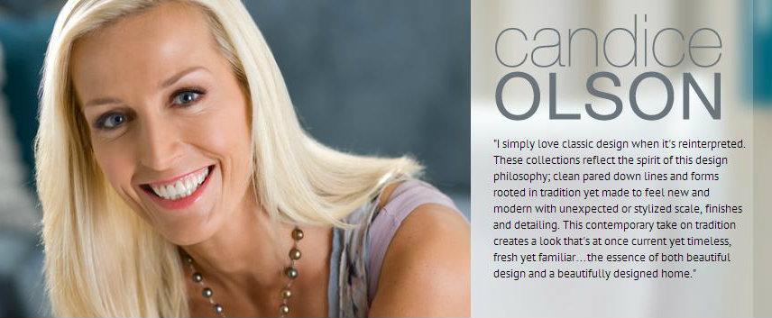 Candice Olson Blog Spotlight From Beddingstyle Com