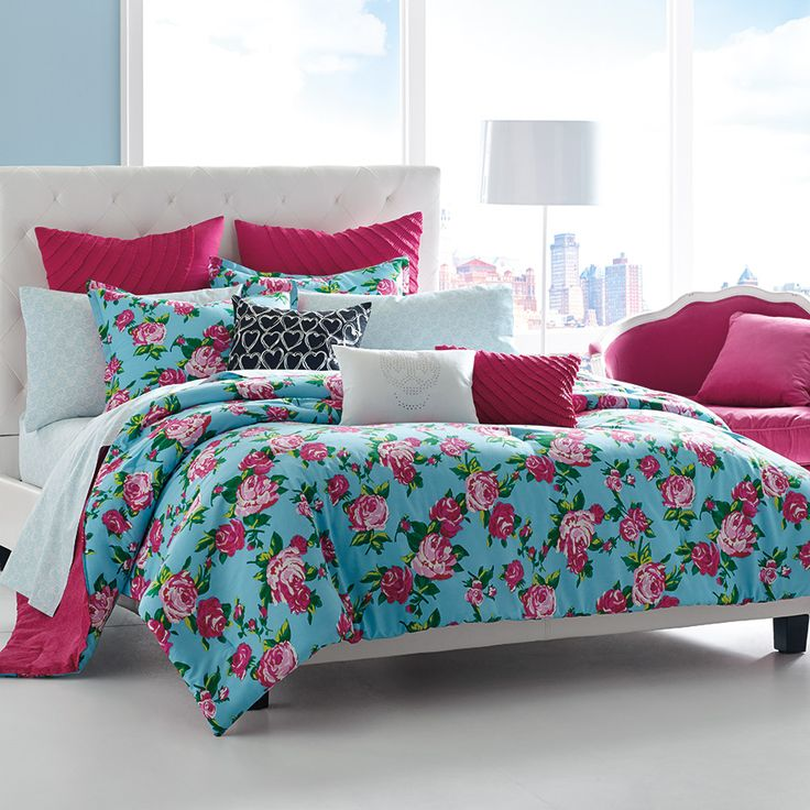 Checkout New Betsey Johnson Bedding At