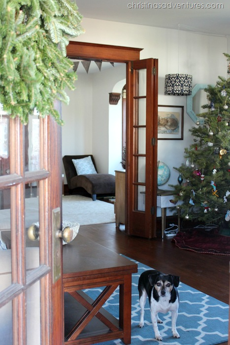 Christina's Adventures Christmas House Tour