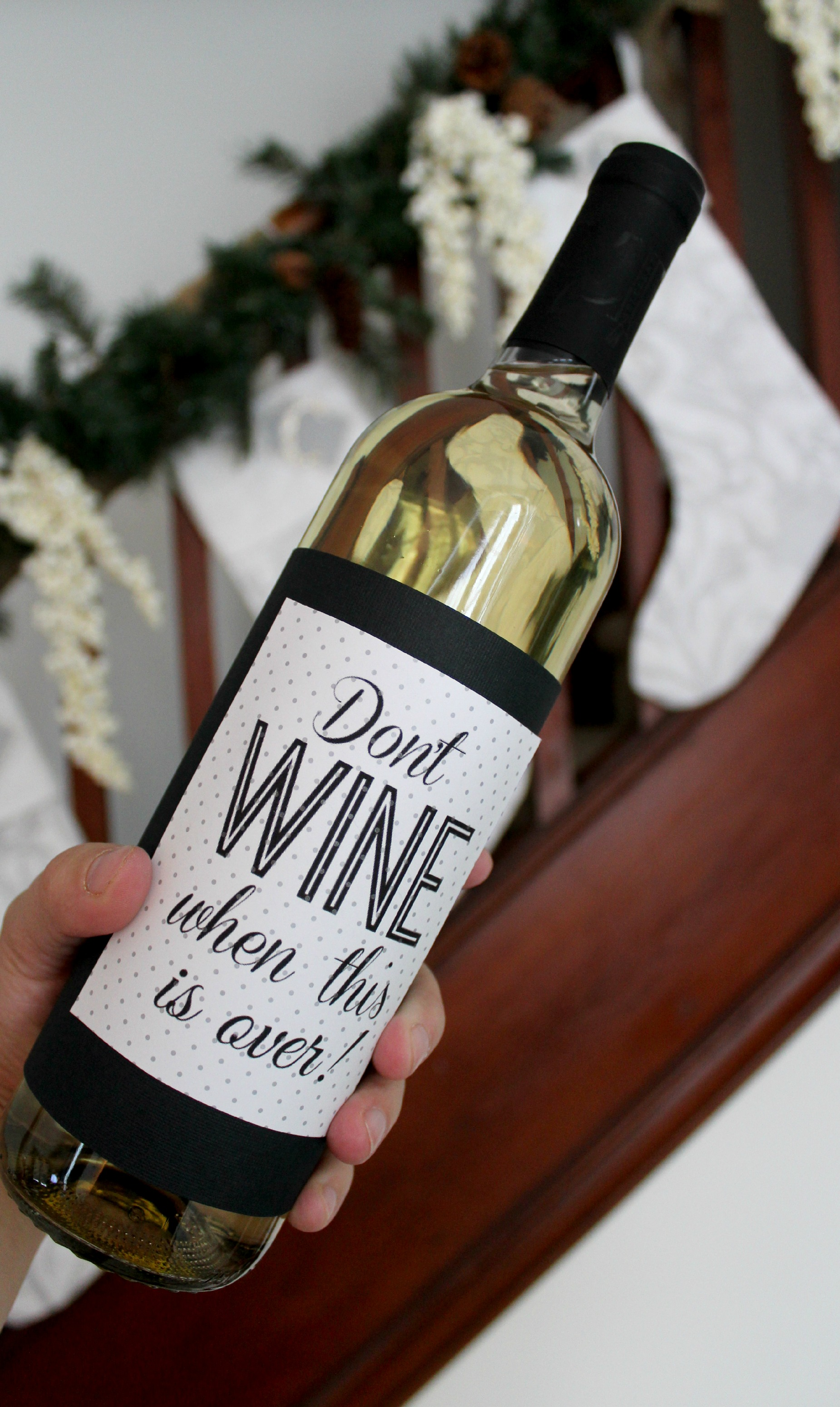 Gift Idea: Wine Delivery!