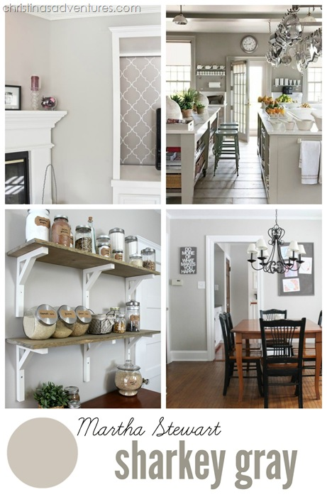 Choosing neutral paint colors for the new house for Perfect kitchen colours