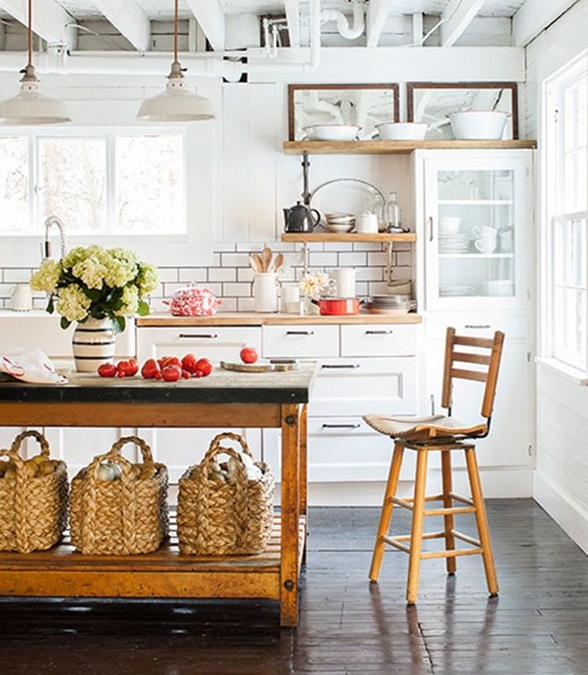 open-shelving-wood-countertops-country-living
