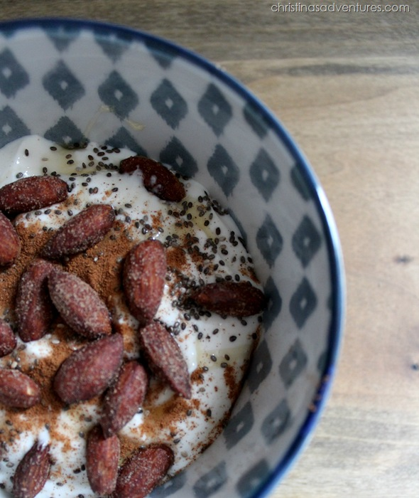 greek yogurt snack