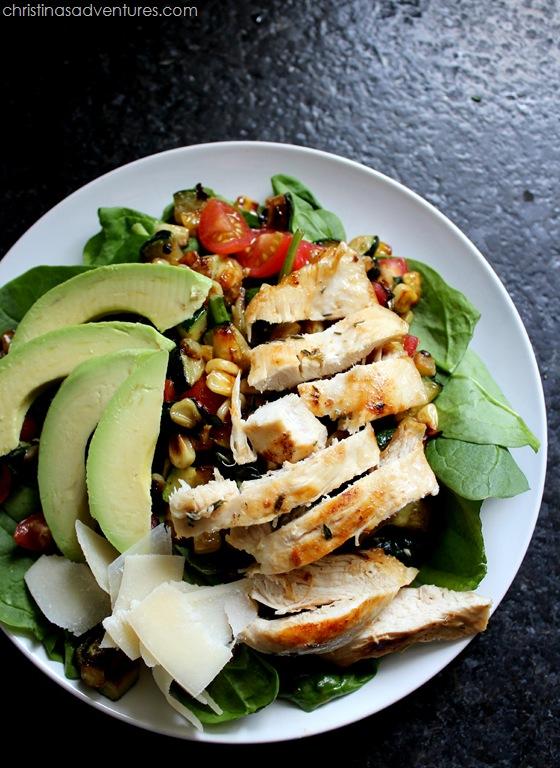 Chef Tails: Summer Salad Recipe + Buckley's 5 year adoption anniversary!