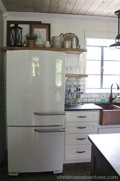 GE artistry fridge
