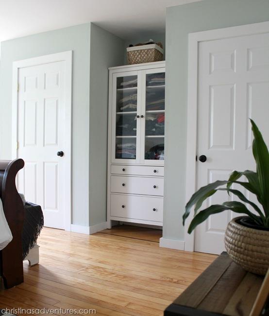 Added Closet Space