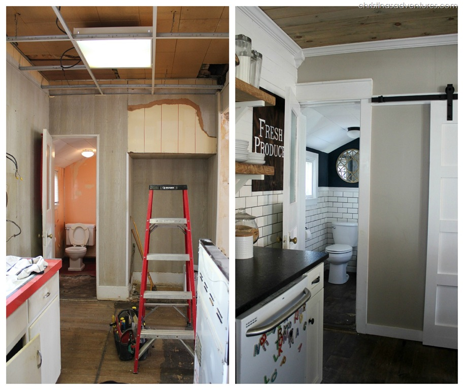 Small Bathroom Makeovers: Small Bathroom Makeover