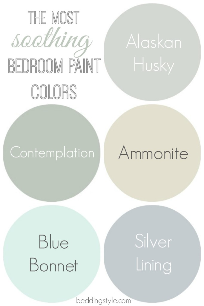 How To Decide On Bedroom Paint Colors From