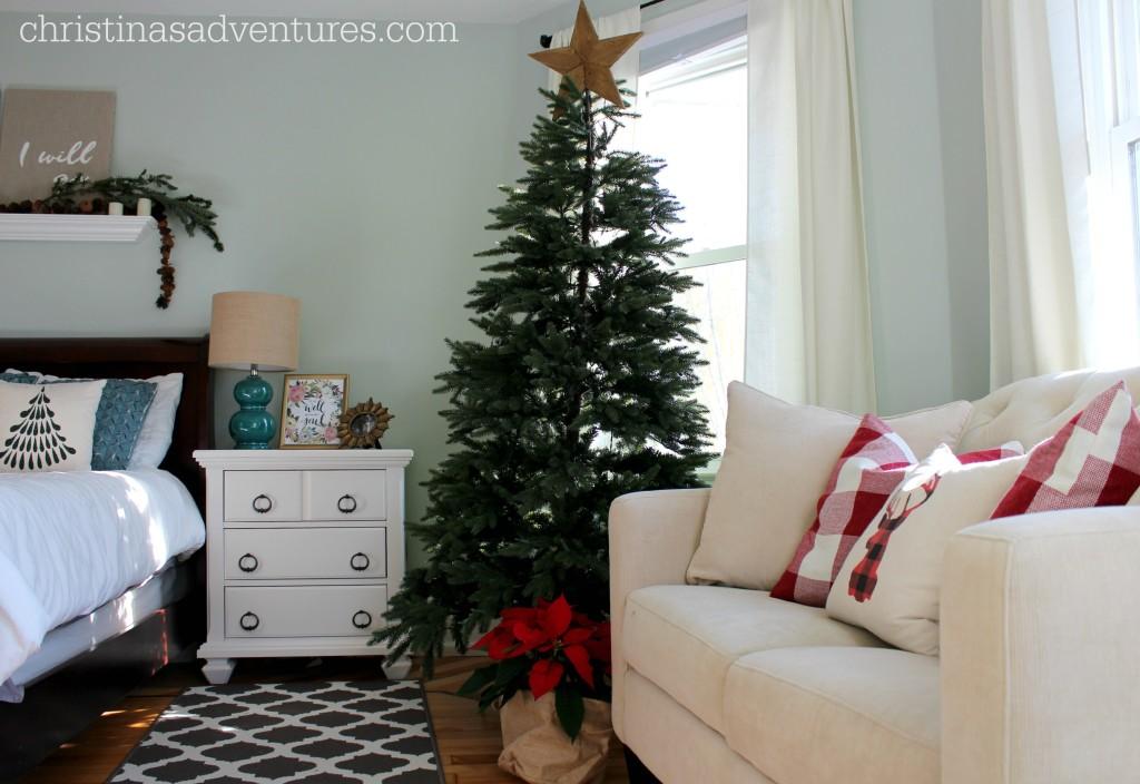 Christmas Bedroom Christinas Adventures