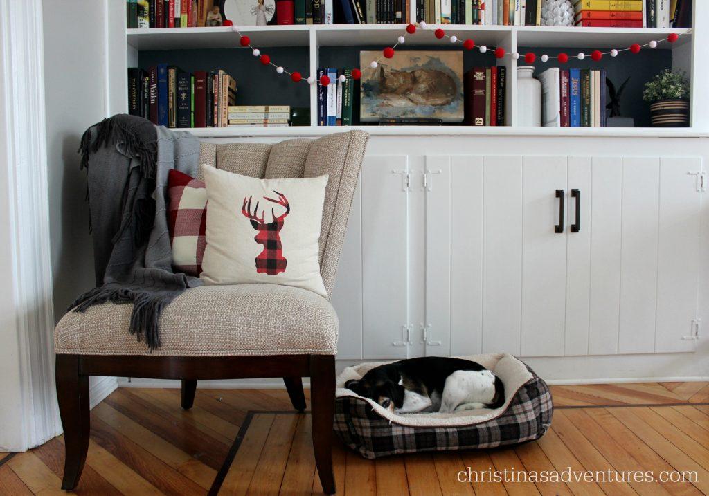 Festive Christmas Visanti Chair Christinas Adventures