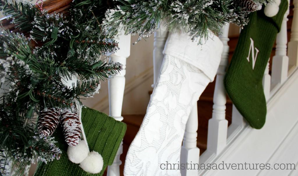 Victorian Christmas House Tour