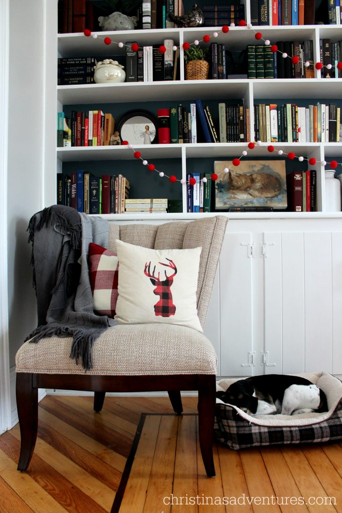 Visanti Armless Chair Christmas Christinas Adventures