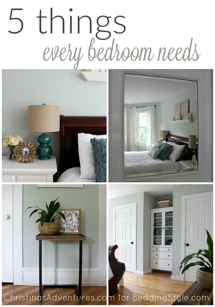 5 things every great bedroom needs from