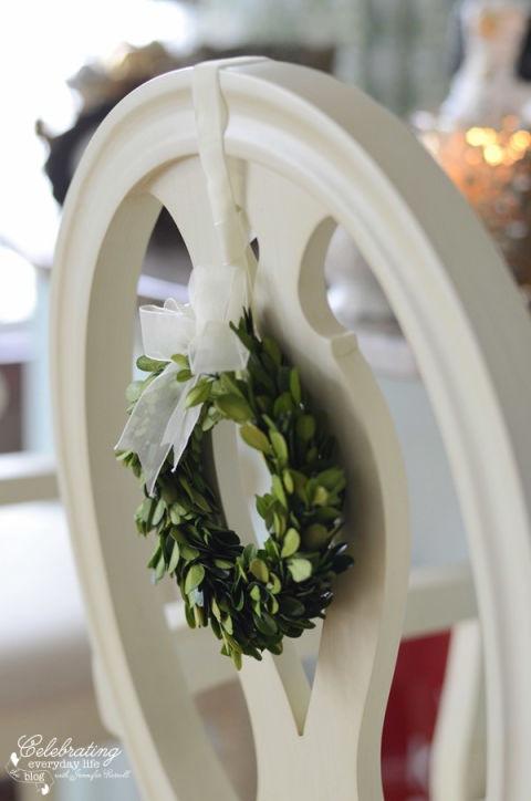 Decorating With Boxwood Wreaths Christinas Adventures