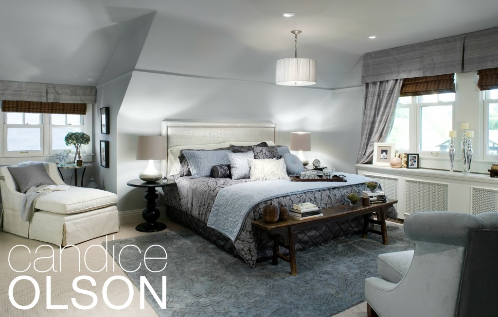 Candice Olson Design Tips Using Anchor Rugs