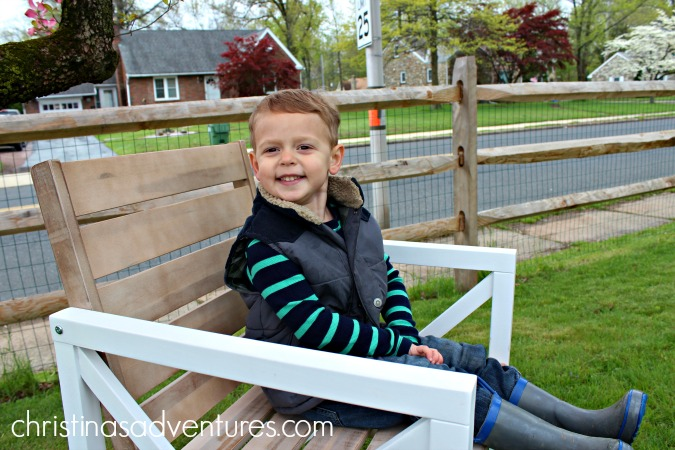 Isaac outdoor chair