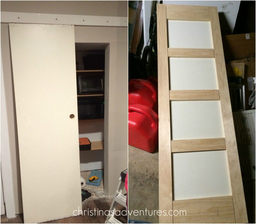 Diy Sliding Barn Door Christina Maria Blog