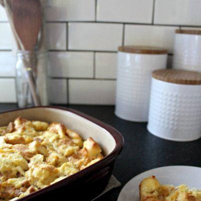 Mom's Breakfast Casserole Recipe