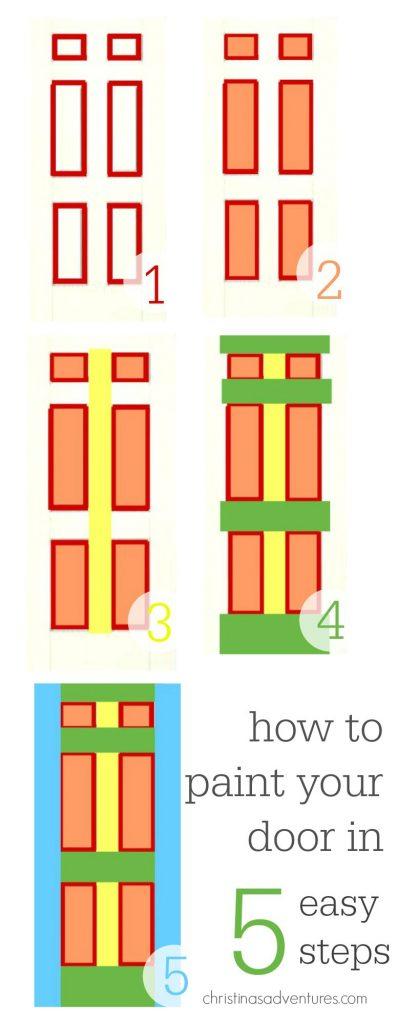 how-to-paint-your-door-in-5-easy-steps