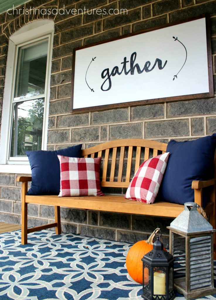 welcoming-fall-front-porch-bench