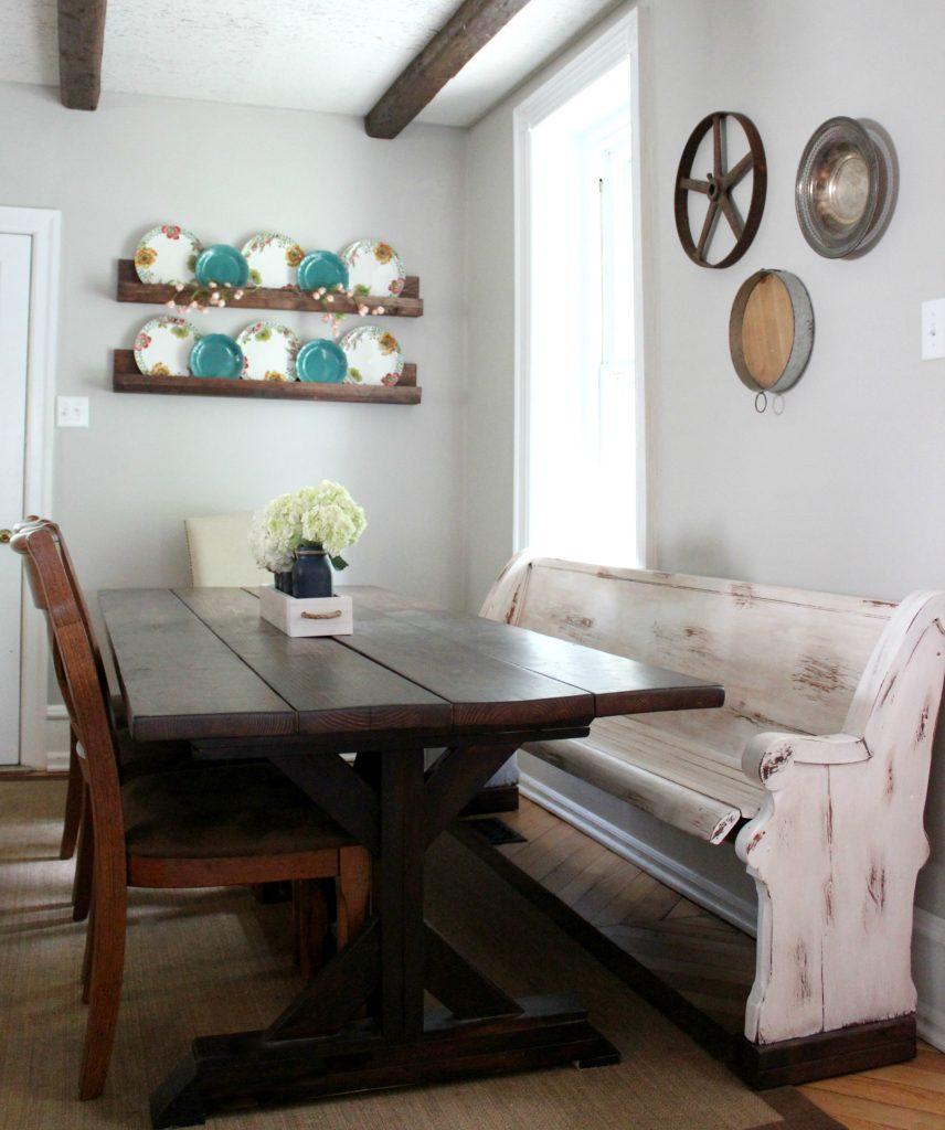 farmhouse-kitchen-table