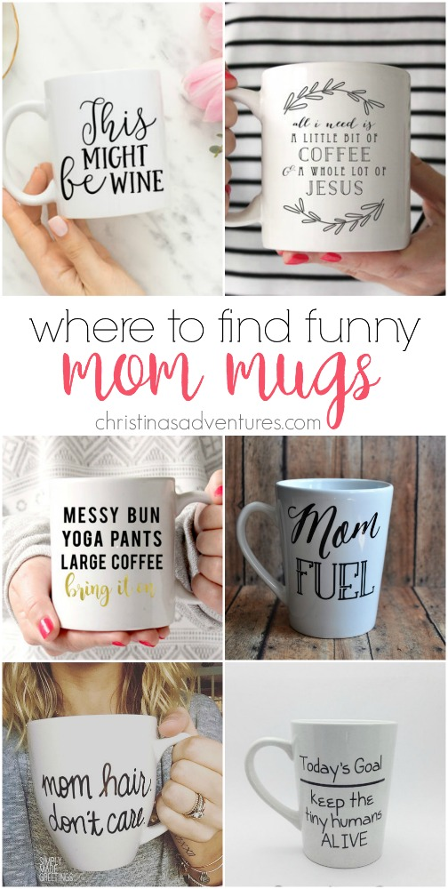 where to find funny mom mugs online