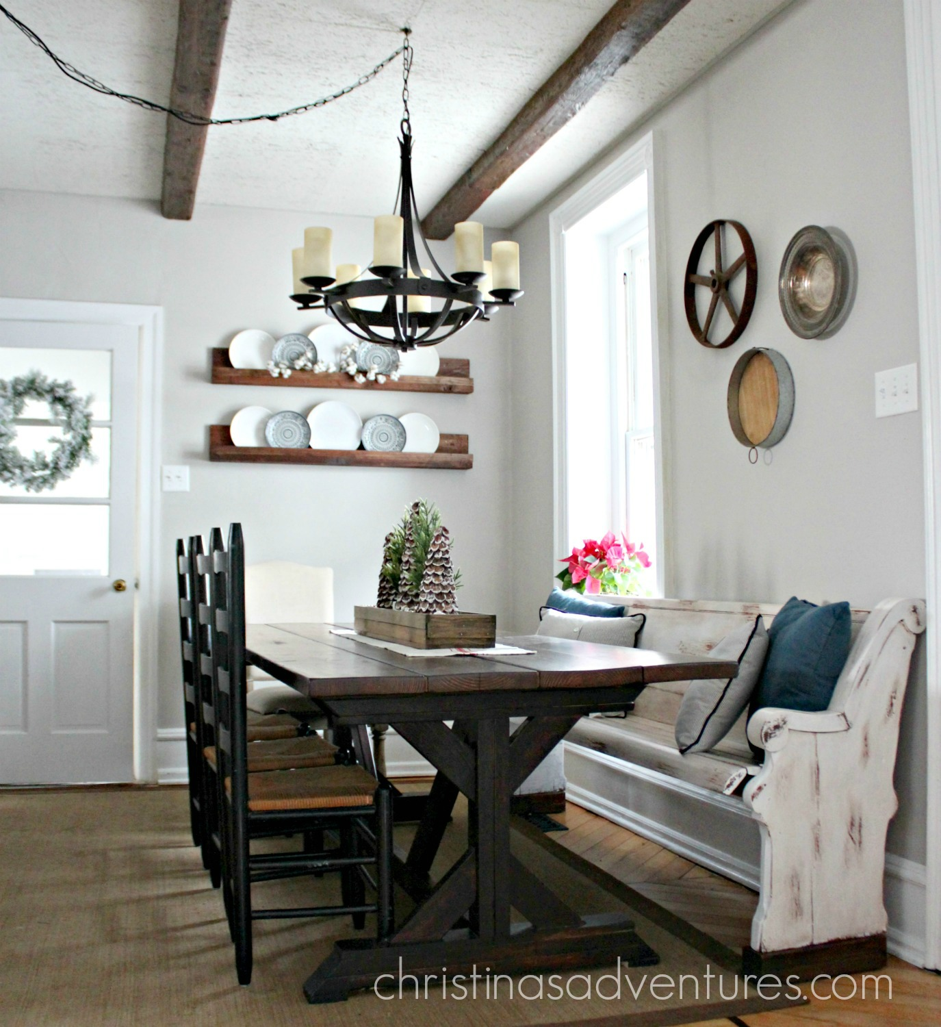 Kitchen Table Lighting: Farmhouse Kitchen Chandelier